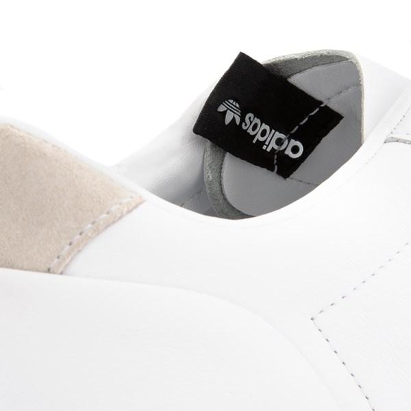 alternate image alternate view Womens adidas Sleek Athletic Shoe - WhiteALT6