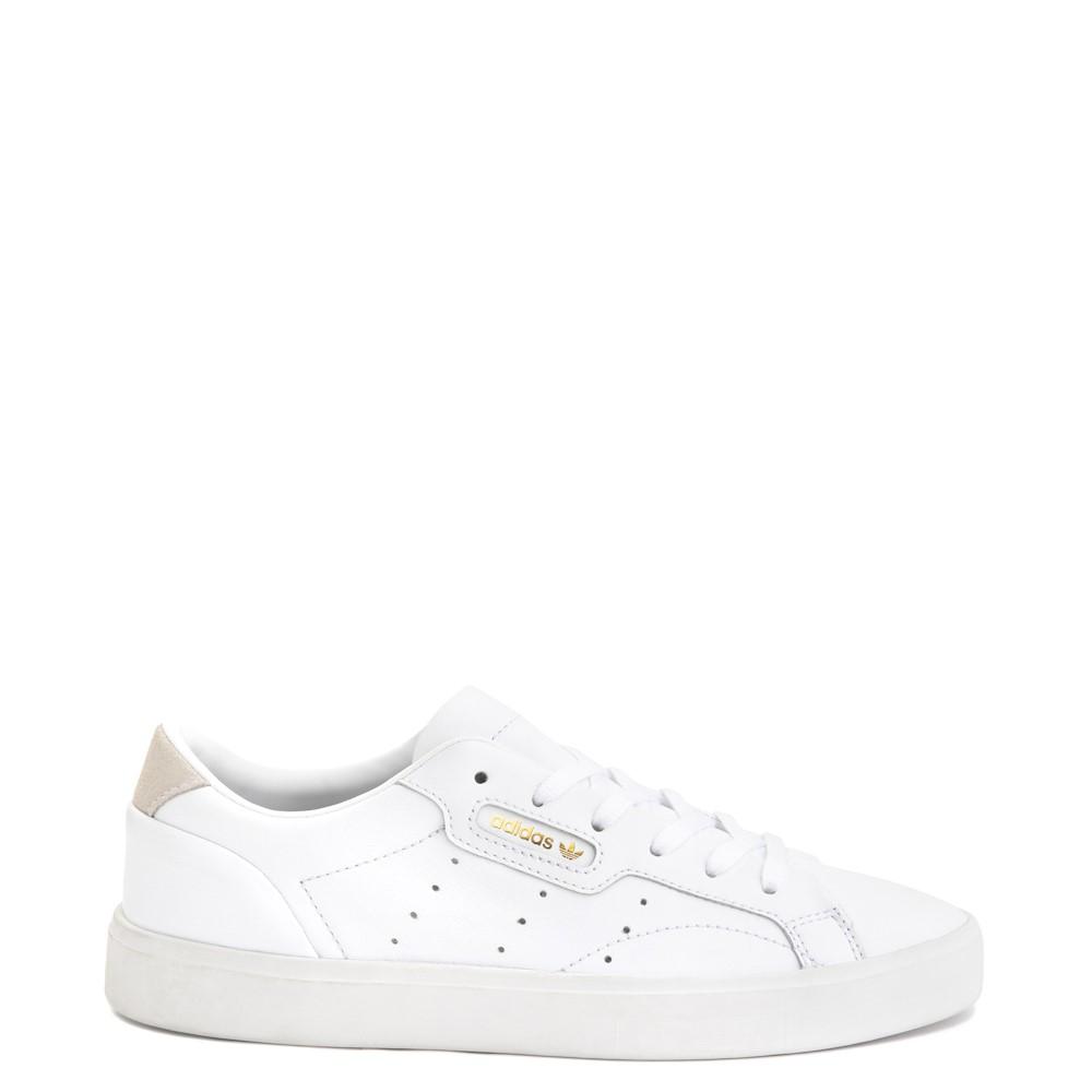Womens adidas Sleek Athletic Shoe - White