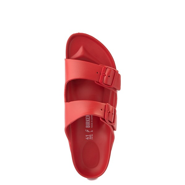 alternate image alternate view Mens Birkenstock Arizona EVA Sandal - RedALT4B