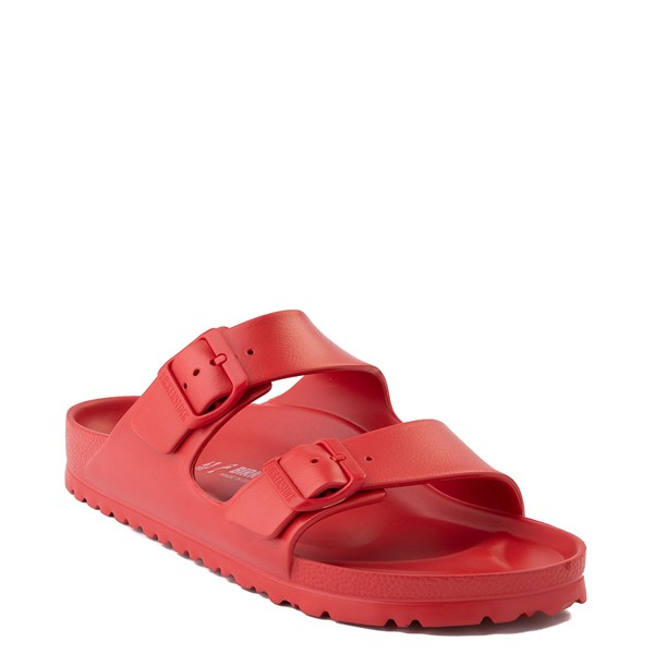 alternate image alternate view Mens Birkenstock Arizona EVA Sandal - RedALT5