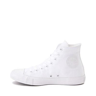 Alternate view of Converse Chuck Taylor All Star Hi Sneaker - White Monochrome