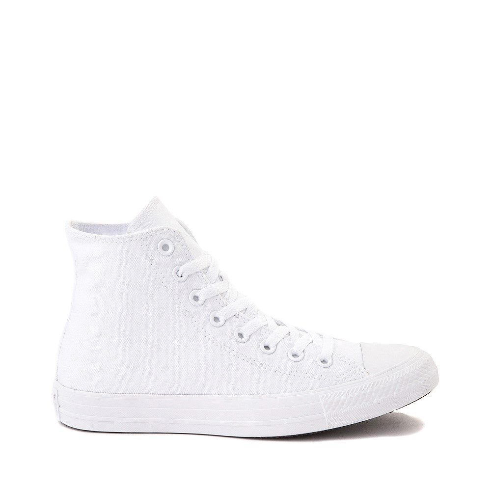 Converse Chuck Taylor All Star Hi Sneaker - White Monochrome
