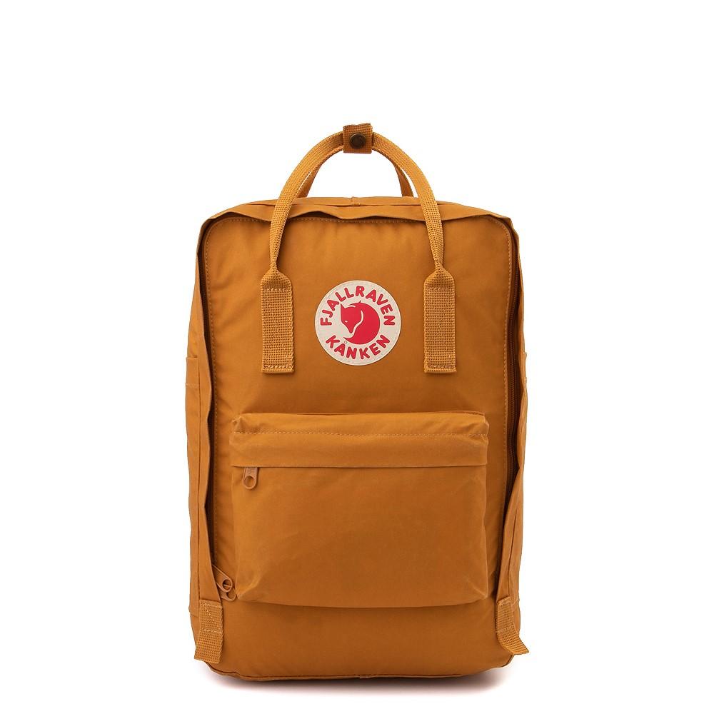 "Fjallraven Kanken 15"" Laptop Backpack - Acorn"