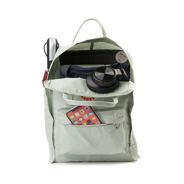 alternate image alternate view Fjallraven Kanken Backpack - MintALT1