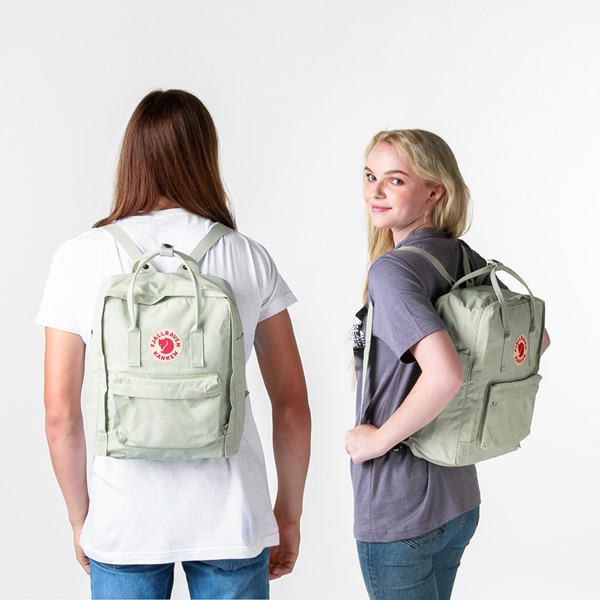 alternate image alternate view Fjallraven Kanken Backpack - MintALT1BADULT