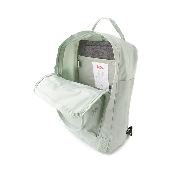 alternate image alternate view Fjallraven Kanken Backpack - MintALT3