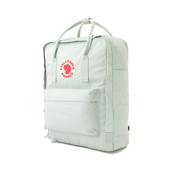alternate image alternate view Fjallraven Kanken Backpack - MintALT4