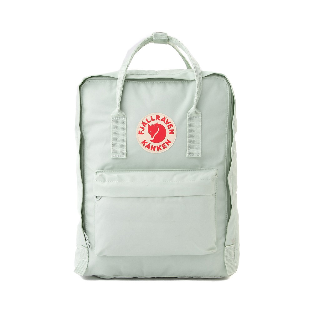 Fjallraven Kanken Backpack - Mint