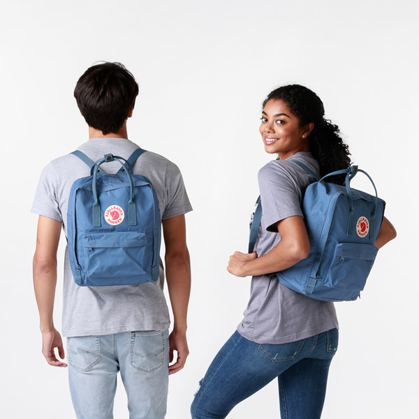 alternate image alternate view Fjallraven Kanken Backpack - Blue RidgeALT1BADULT