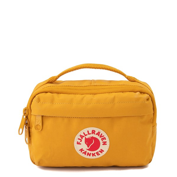 Main view of Fjallraven Kanken Hip Pack - Ochre
