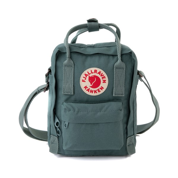 Main view of Fjallraven Kanken Sling Pack - Frost Green