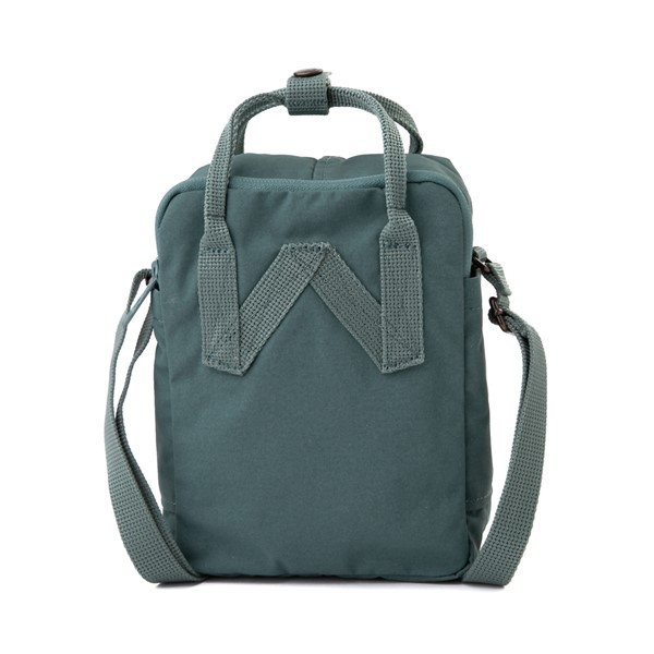 alternate image alternate view Fjallraven Kanken Sling Pack - Frost GreenALT2
