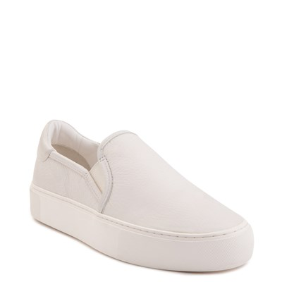 Alternate view of Womens UGG® Jass Slip On Casual Shoe - White