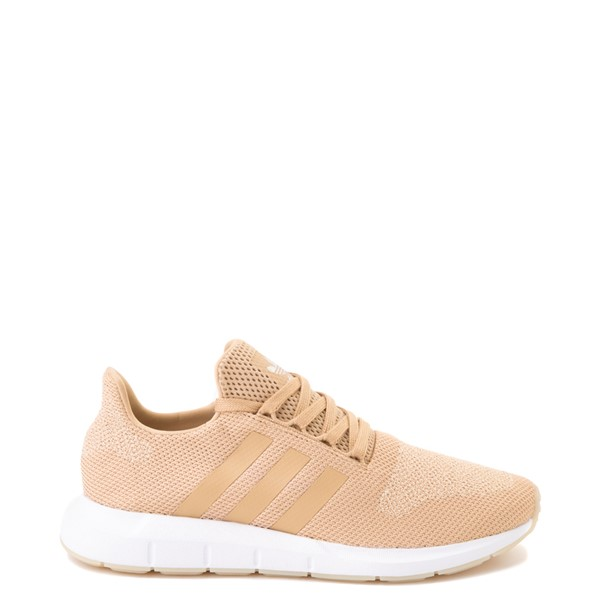 Main view of Womens adidas Swift Run Athletic Shoe - Ash Pearl