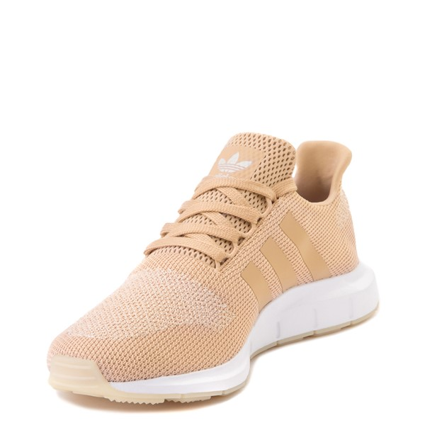alternate image alternate view Womens adidas Swift Run Athletic Shoe - Ash PearlALT3