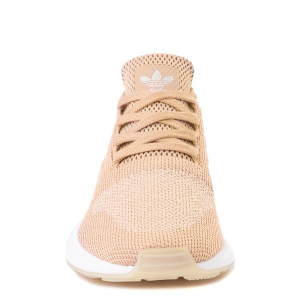 alternate image alternate view Womens adidas Swift Run Athletic Shoe - Ash PearlALT4