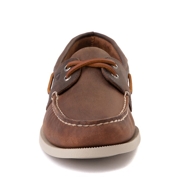 alternate image alternate view Mens Sperry Top-Sider Authentic Original Boat Shoe - BrownALT4