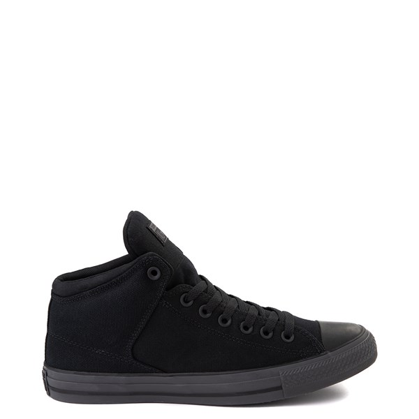 Converse Chuck Taylor All Star Street Hi Sneaker - Black / Almost Black