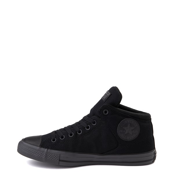 alternate image alternate view Converse Chuck Taylor All Star Street Hi Sneaker - Black / Almost BlackALT1
