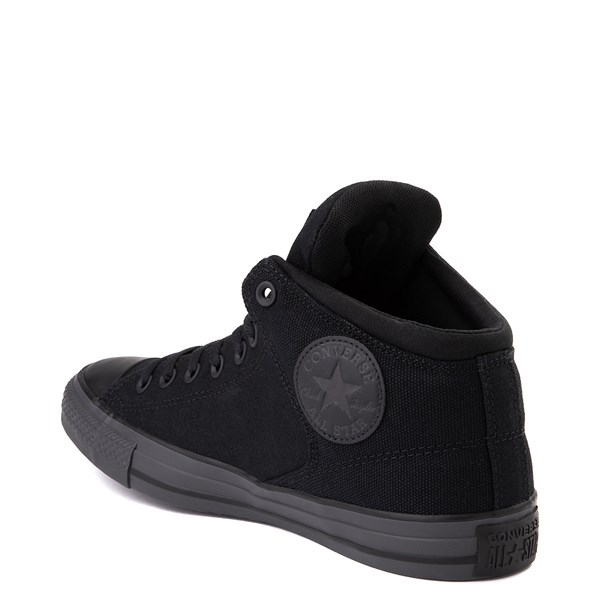 alternate image alternate view Converse Chuck Taylor All Star Street Hi Sneaker - Black / Almost BlackALT2