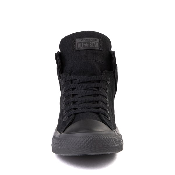 alternate image alternate view Converse Chuck Taylor All Star Street Hi Sneaker - Black / Almost BlackALT4