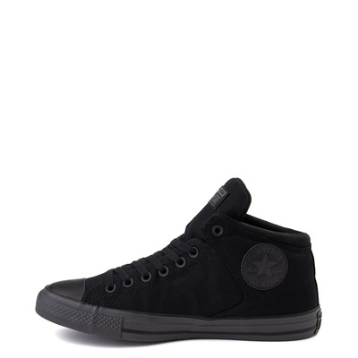 Alternate view of Converse Chuck Taylor All Star Street Hi Sneaker - Black / Almost Black