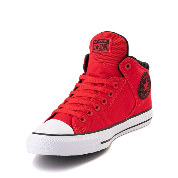 alternate image alternate view Converse Chuck Taylor All Star Street Hi Sneaker - University Red / BlackALT3