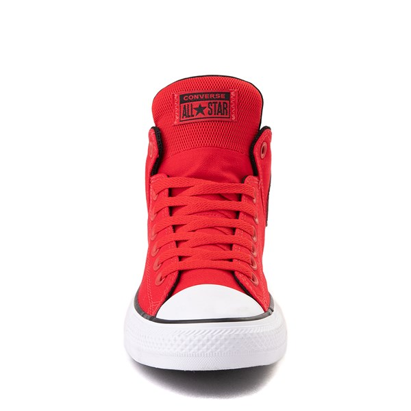 alternate image alternate view Converse Chuck Taylor All Star Street Hi Sneaker - University Red / BlackALT4