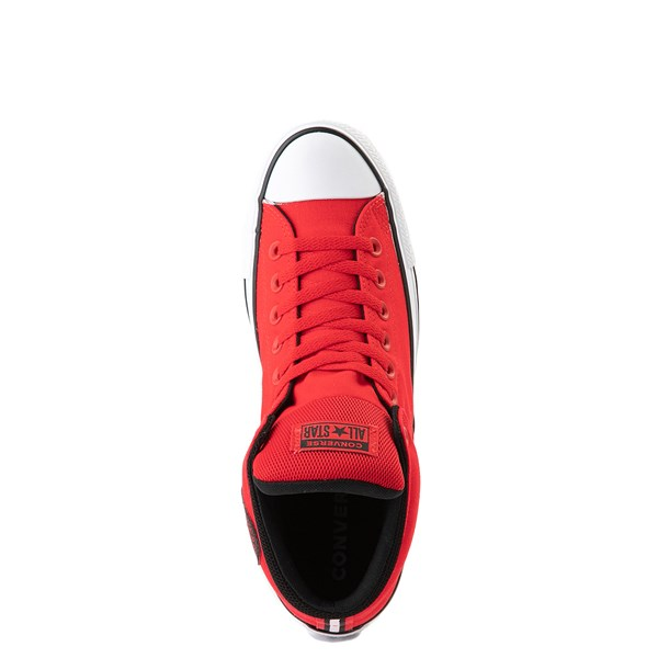 alternate image alternate view Converse Chuck Taylor All Star Street Hi Sneaker - University Red / BlackALT4B