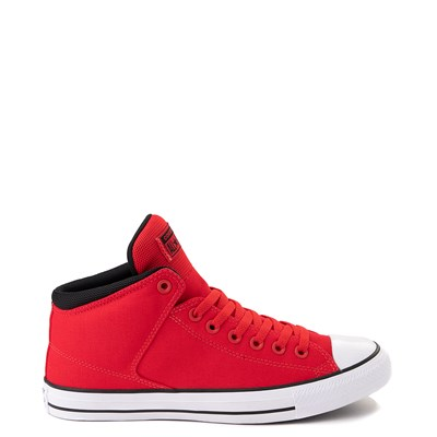 Main view of Converse Chuck Taylor All Star Street Hi Sneaker - University Red / Black