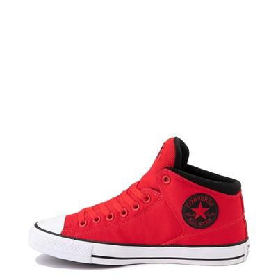 Alternate view of Converse Chuck Taylor All Star Street Hi Sneaker - University Red / Black