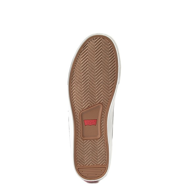 alternate image alternate view Mens Levi's Turner Casual Shoe - CharcoalALT3