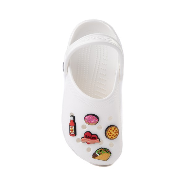 alternate image alternate view Crocs Jibbitz™ Trendy Food Shoe Charms 5 PackALT1