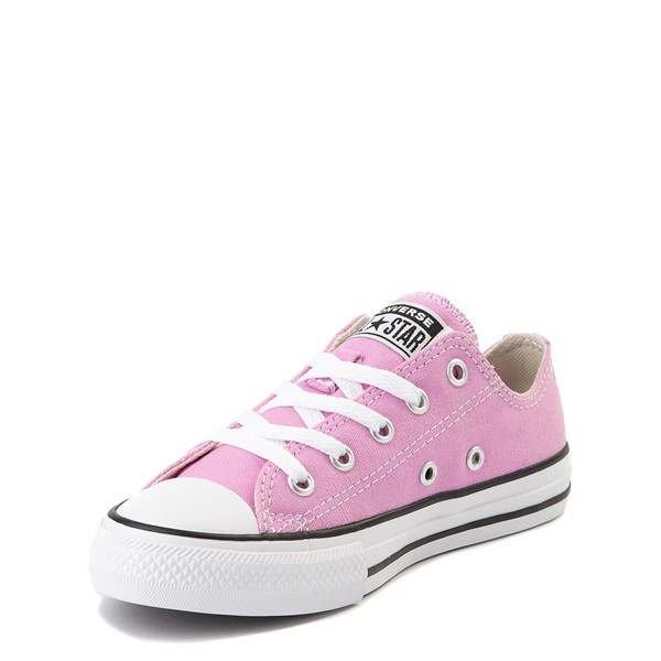 alternate image alternate view Converse Chuck Taylor All Star Lo Sneaker - Little Kid - Peony PinkALT2