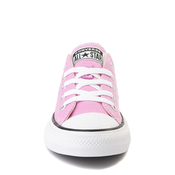 alternate image alternate view Converse Chuck Taylor All Star Lo Sneaker - Little Kid - Peony PinkALT4