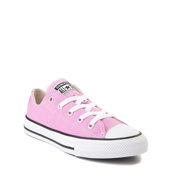 alternate image alternate view Converse Chuck Taylor All Star Lo Sneaker - Little Kid - Peony PinkALT5