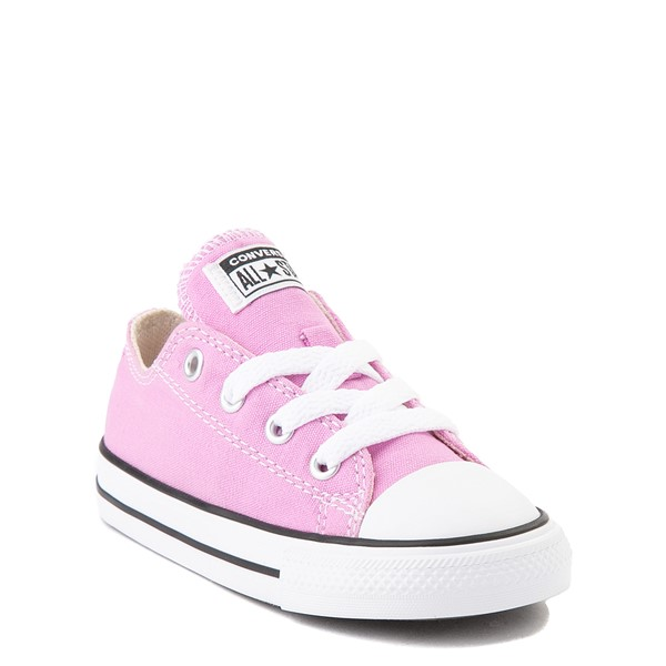 alternate image alternate view Converse Chuck Taylor All Star Lo Sneaker - Baby / ToddlerALT5