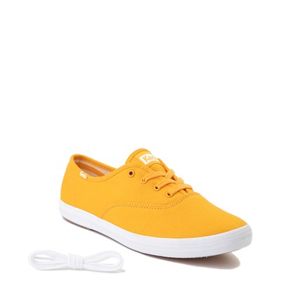 Alternate view of Womens Keds Champion Original Casual Shoe - Yellow
