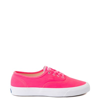 Main view of Womens Keds Surfer Casual Shoe - Neon Pink