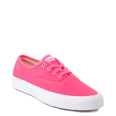 Alternate view of Womens Keds Surfer Casual Shoe - Neon Pink