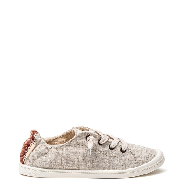 Womens Roxy Bayshore Casual Shoe - Natural
