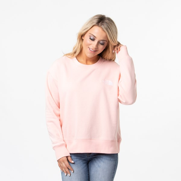Womens The North Face Parks Cropped Sweatshirt