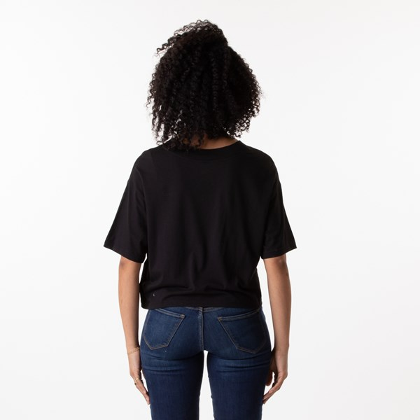 alternate image alternate view Womens The North Face Half Dome Cropped TeeALT1
