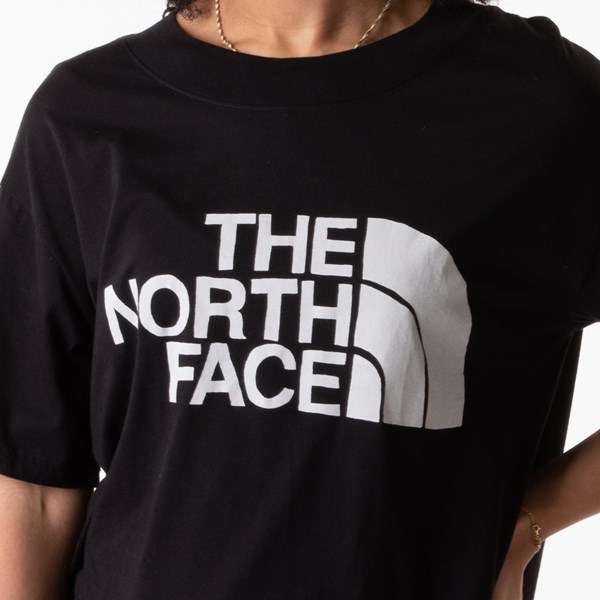 alternate image alternate view Womens The North Face Half Dome Cropped TeeALT1B
