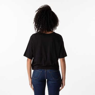 Alternate view of Womens The North Face Half Dome Cropped Tee