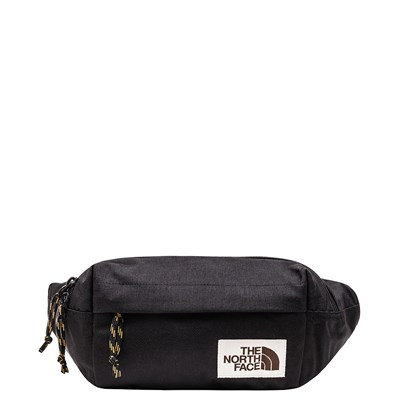 Main view of The North Face Lumbar Travel Pack - Black