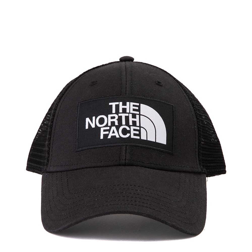 The North Face Deep Fit Mudder Trucker Hat - Black