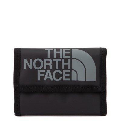 Main view of The North Face Base Camp Tri-Fold Wallet - Black