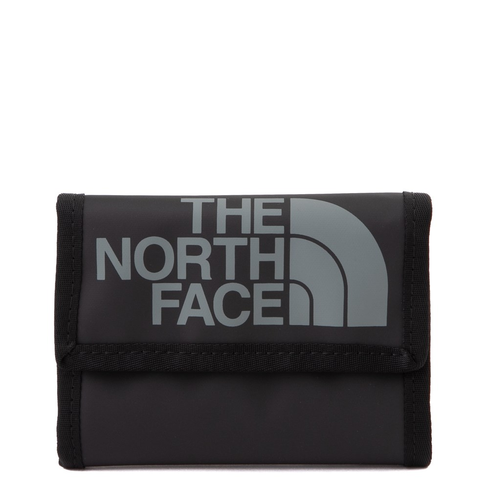 The North Face Base Camp Tri-Fold Wallet - Black