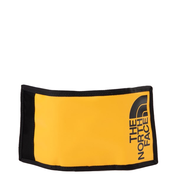 alternate image alternate view The North Face Base Camp Tri-Fold Wallet - YellowALT2